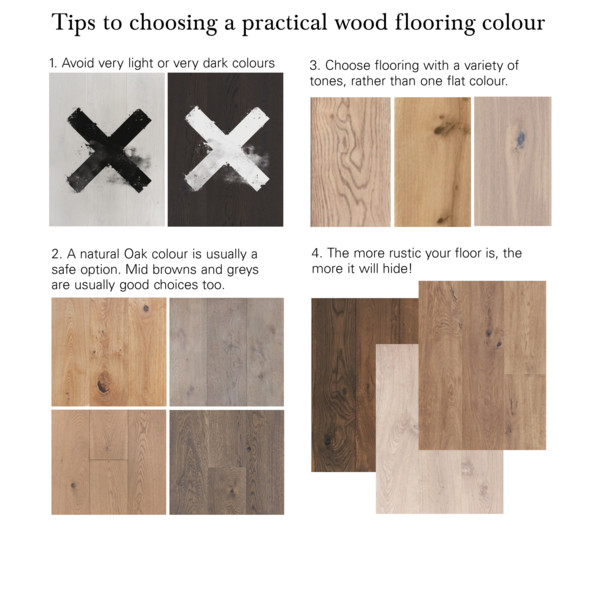 Tips to choosing a practical flooring colour - Polyvore