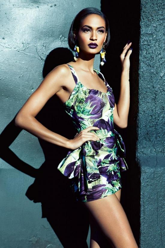 GORGEOUS GALS: Joan Smalls Covers May 2012 VOGUE AUSTRALIA + Paula Patton Gets GLAM For Neiman Marcus | The Young, Black, and Fabulous