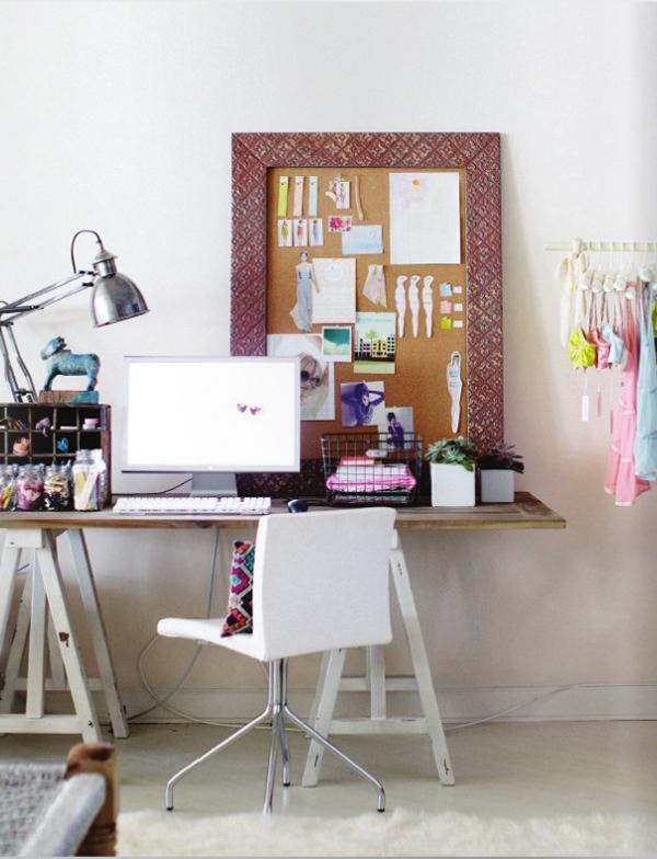 Song of Style: What is your workspace like?