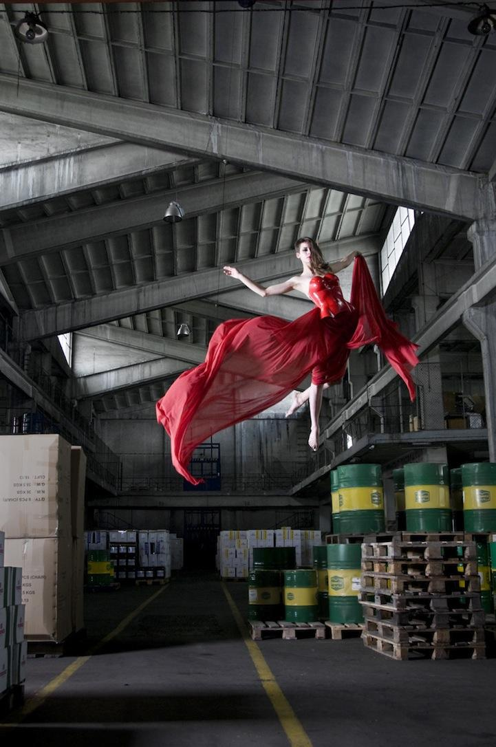 Mindbending Antigravity Photography