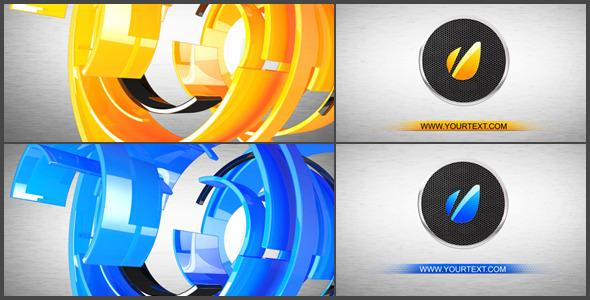 After Effects Project Files - Colorful Logo | VideoHive