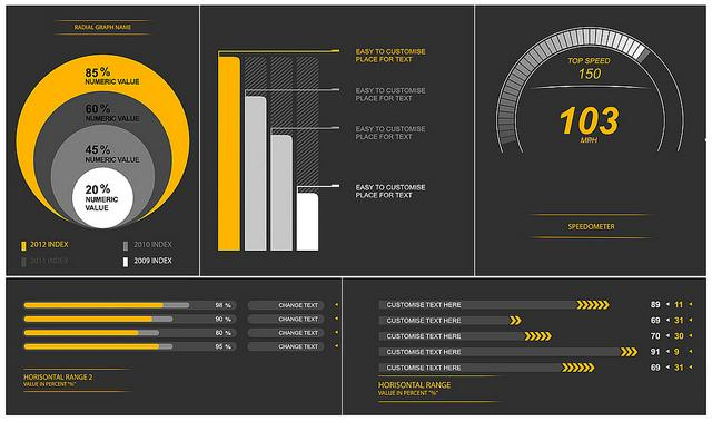 Infographics templates | Flickr - Photo Sharing!