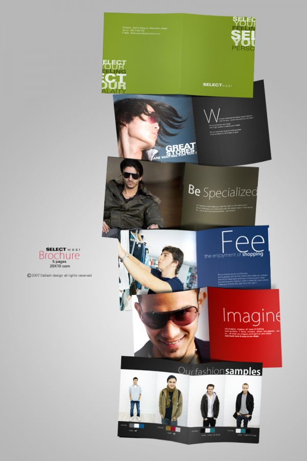 Creative Brochure Designs: 40 Delightful Samples That Worked | You the Designer