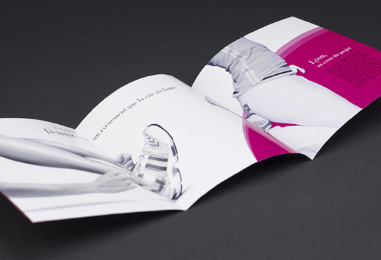 15 Delightful Brochure Designs | You the Designer
