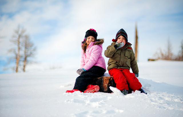 Snow Kids | Flickr – Compartilhamento de fotos!