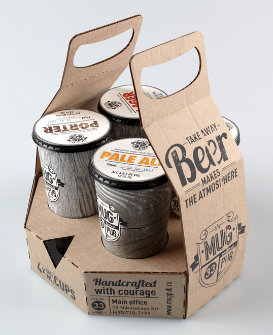Student Work – Ivan Maximov : Lovely Package . Curating the very best packaging design.