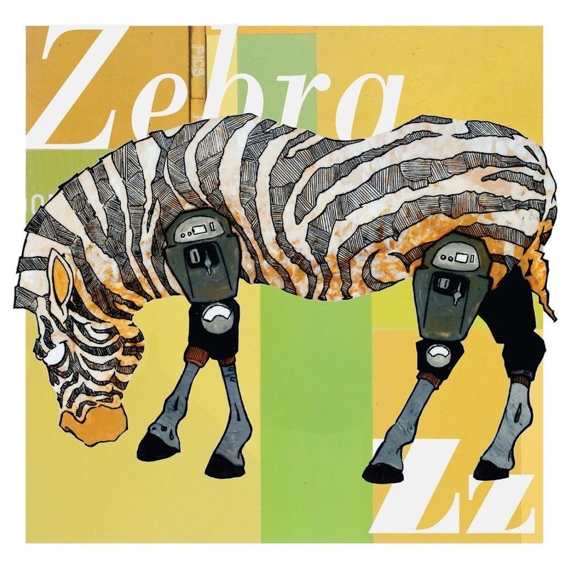 Zebra Art Print by Joshua T.Pearson | Society6
