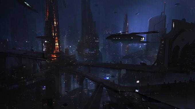 Concept Art World » Josh Kao