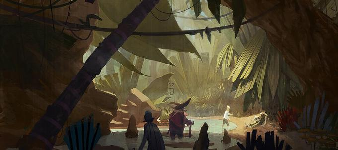 Concept Art World » Josh Kao