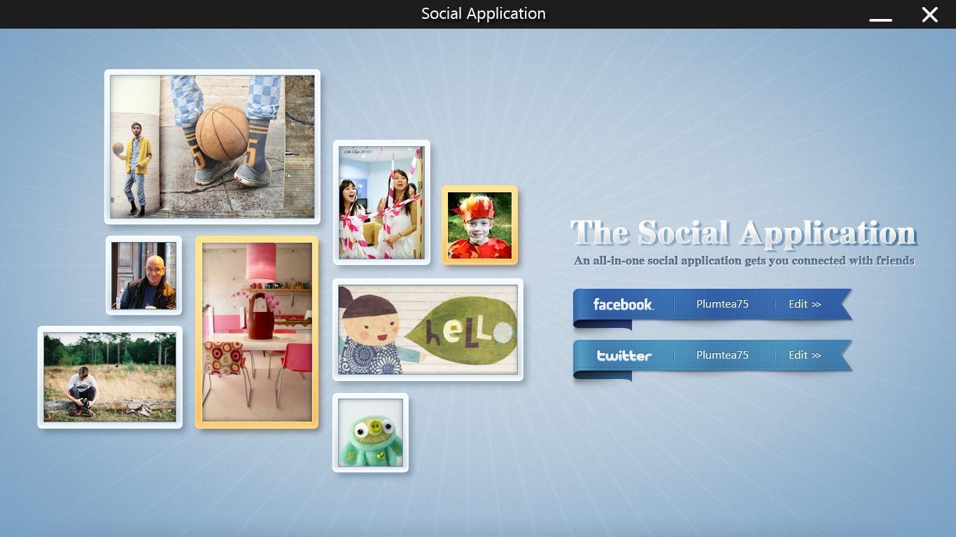 Socialapp_cover.jpg by YingWang