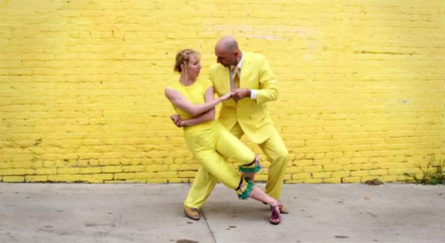 A Sultry New Dance Video for OK Go's 'Skyscrapers' | Colossal