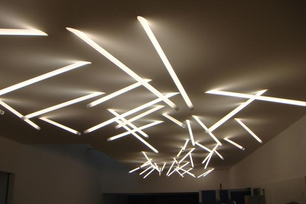 Polycarbonate Stick Light on Industrial Design Served