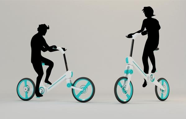 Moon Bike 2.0 on Industrial Design Served