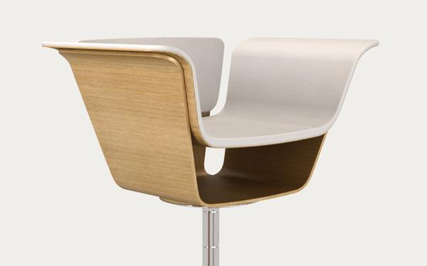 Design of the bar stool S5 on Industrial Design Served