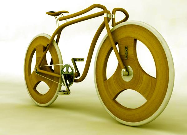 Bike on Industrial Design Served