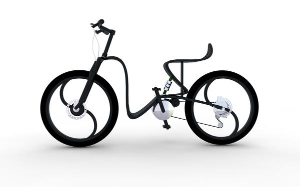 Bike Design on Industrial Design Served