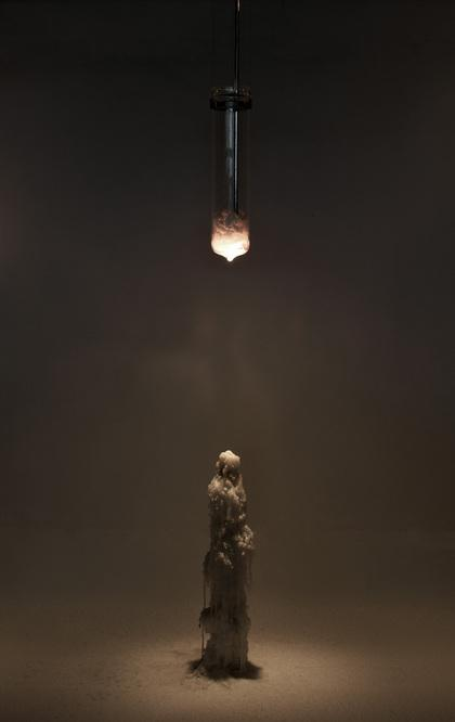 Speleothem Lamps on Industrial Design Served