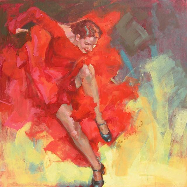 flamenco FIRE ! 2... | Flickr - Photo Sharing!
