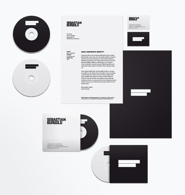 Visual identity / Sebastian Burgold