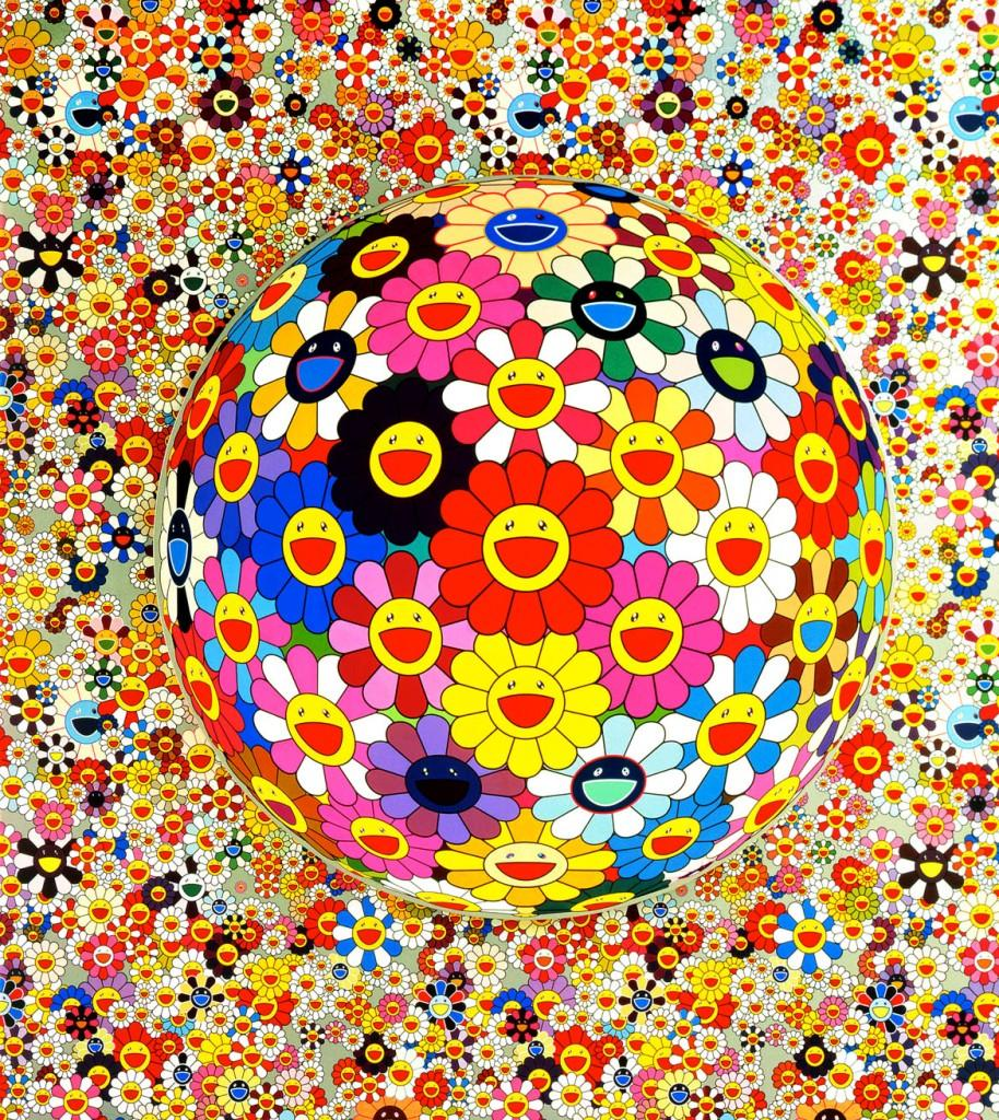 Takashi Murakami starts the summer » WeAreKoshka | Blog