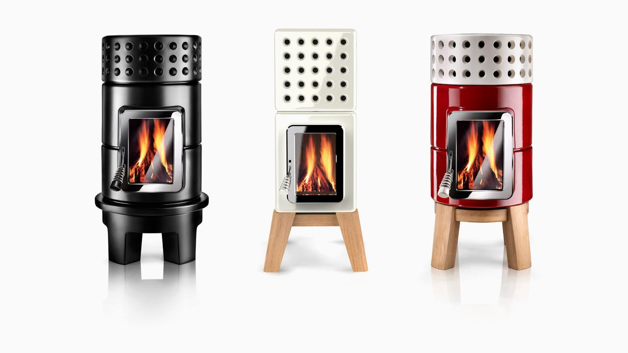 A Modern, Modular Wood-Burning Stove Is For Showing Off (And Warming Up) | Co.Design: business + innovation + design