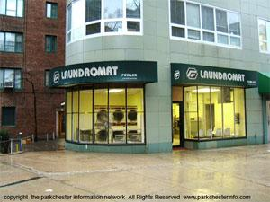 THE PARKCHESTER INFORMATION NETWORK - Parkchester laundromats