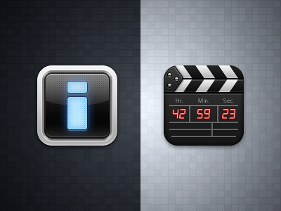 iOS Icons by Asher