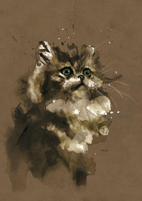 Busygoat | Creative and amazing ideas » Awesome illustrations