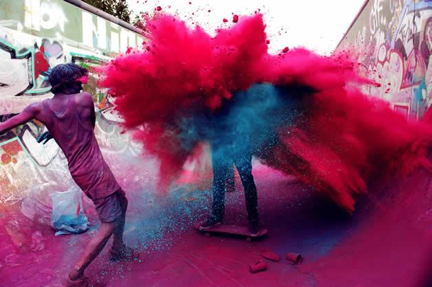 LIVING SOHO: KATE BELLM VS SALAZAR- A colorful war