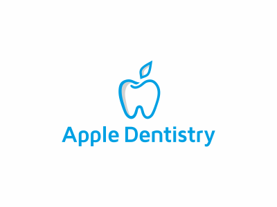 Apple dentistry by Rokas Sutkaitis