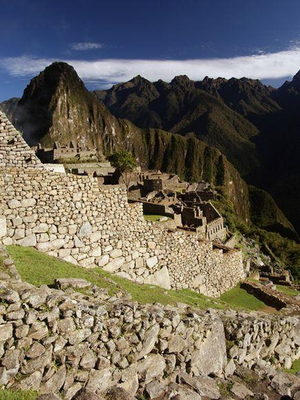 Machu Picchu Pictures -- National Geographic