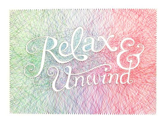 Relax & Unwind | { dominique falla }