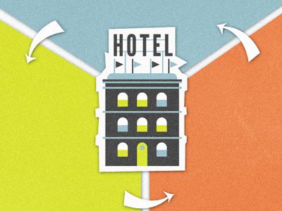 Hotel by Scott Hill