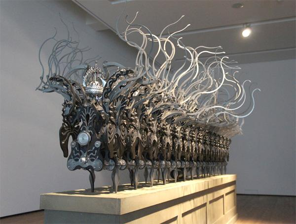 Fantastic Kinetic Sculptures by Limee Young | Colossal