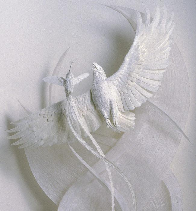 Master Pieces Of 3D Paper Sculptures | Lava360