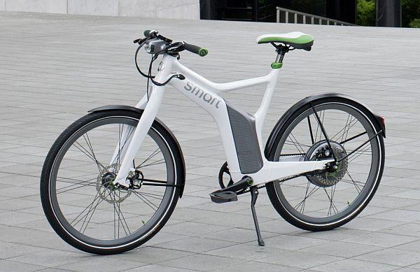Smart set to debut new electric bike in Frankfurt