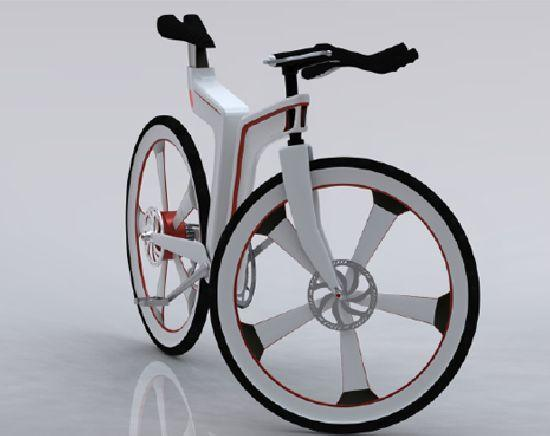 Pulse pedal electric hybrid bicycle ushers in a new class of transportation
