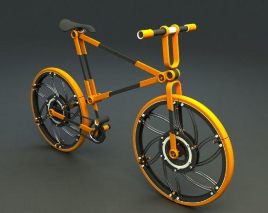 Eco // 07 Bicycle, revitalizing sustainable urban commutation