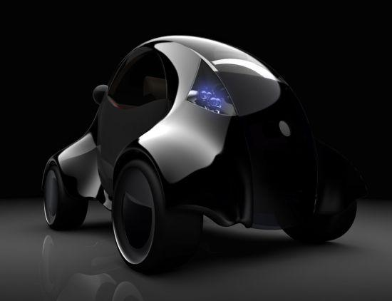 Solis solar car combines freedom of a motorbike with comfort of a car
