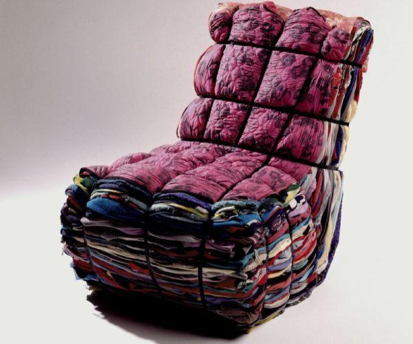 10 Wackiest Eco-friendly chairs
