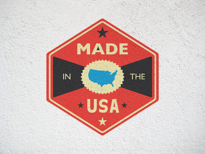 MADE IN THE USA by Riley Cran
