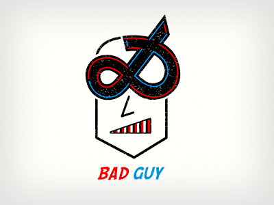 Bad Guy Logo by Riley Cran