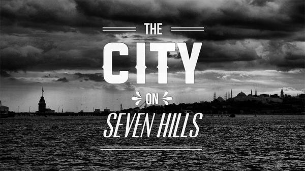 Cities & Typography by Gokhun Guneyhan | inspirationfeed.com