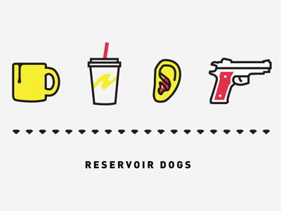 Reservoir Dogs by Kyle Tezak