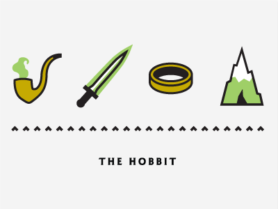 Hobbit 2 by Kyle Tezak