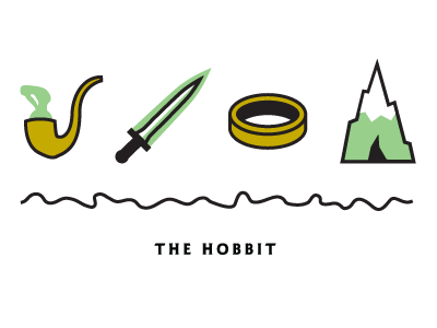 The Hobbit by Kyle Tezak