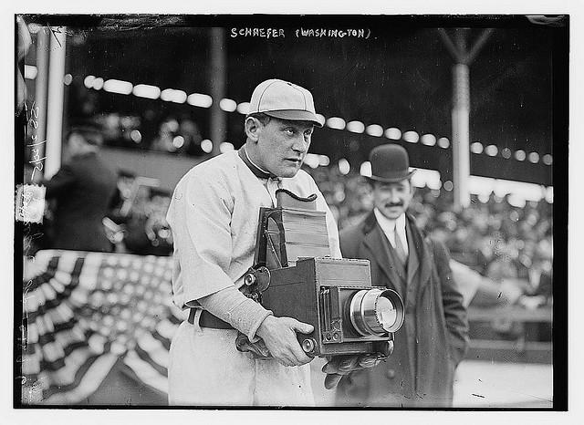 [Germany Schaefer, Washington AL (baseball)] (LOC) | Flickr - Photo Sharing!