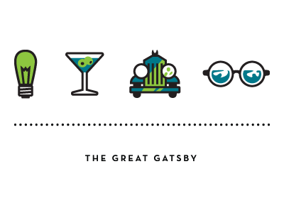 The Great Gatsby by Kyle Tezak