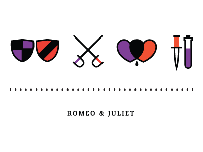Romeo & Juliet by Kyle Tezak