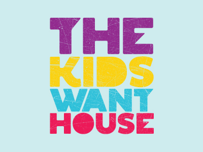 THE KIDS WANT HOUSE by Muhammad Ali Effendy